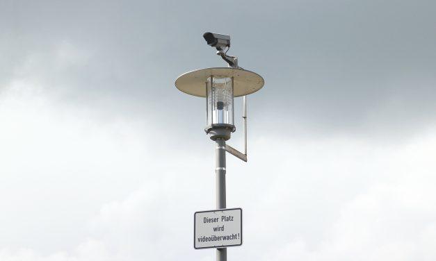 Videoüberwachung durch öffentliche Stellen