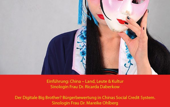 Veranstaltung: Der Digitale Big Brother? Bürgerbewertung in Chinas Social Credit System.
