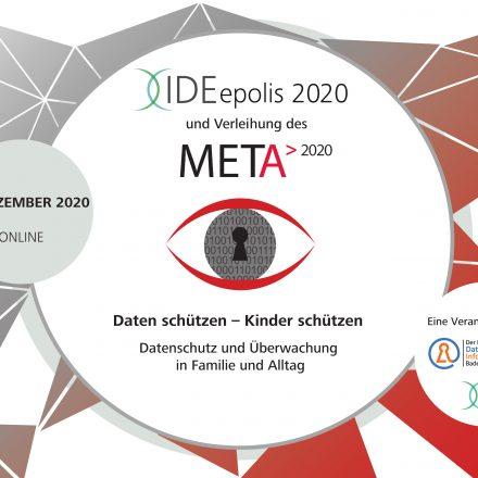 IDEepolis2020: Daten schützen – Kinder schützen