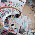 Kunst mit Tracking-Daten
