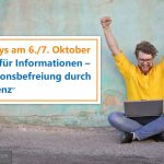 IFG-Days am 6. und 7.10.: Programmübersicht
