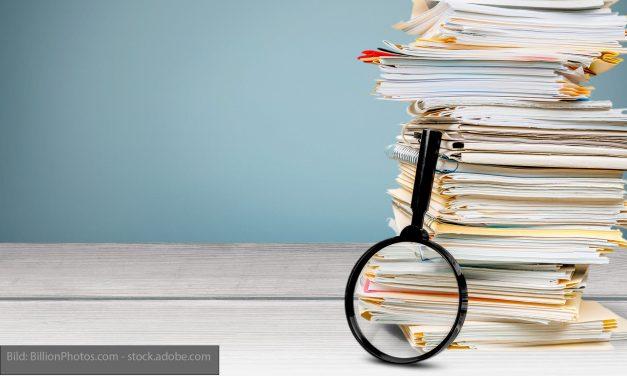 LIFG-Anträge: Musterbescheid für Öffentliche Stellen