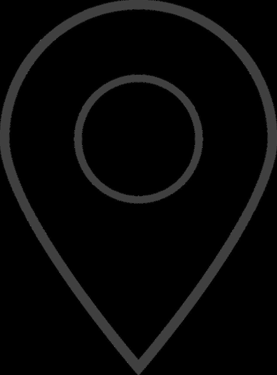 """Symbol für """"Ort"""""""